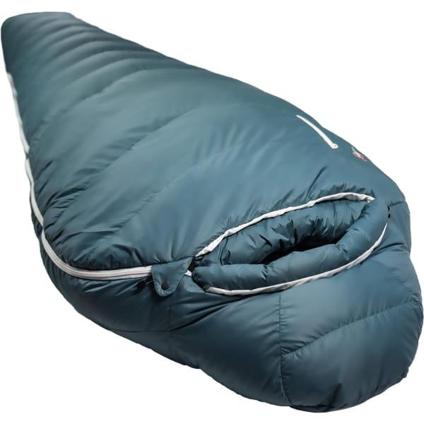 Grüezi Bag Biopod Down Hybrid Ice Cold - Daunen- & Wollschlafsack platin grey - Bild 2