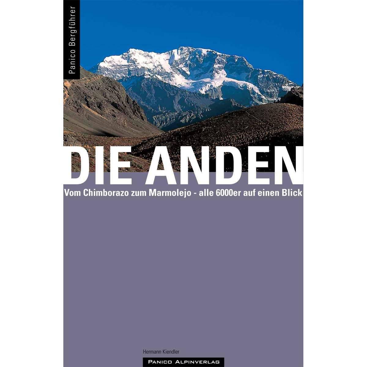 Panico Verlag Anden - Bergführer - Bild 1