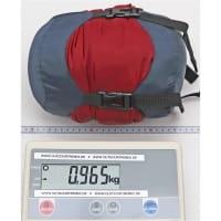 Vorschau: Wechsel Tents Stardust 10° M - Schlafsack red dahlia - Bild 2
