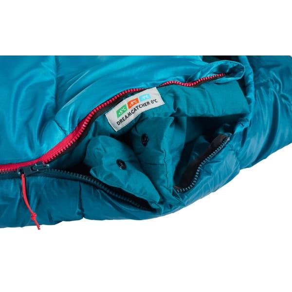 Wechsel Tents Dreamcatcher 0° M - Schlafsack legion blue - Bild 13