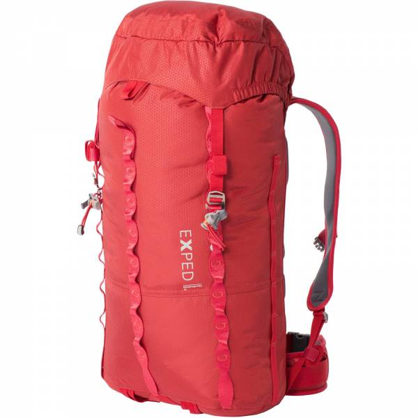 EXPED Mountain Pro 40 - Rucksack ruby red - Bild 4