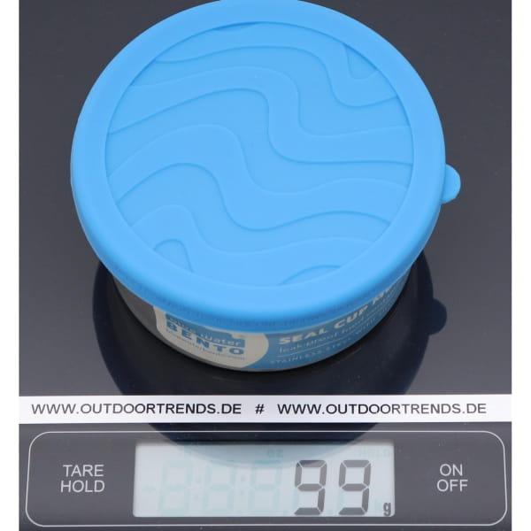 ECOlunchbox Seal Cup Trio - Edelstahl-Silikon-Dosen-Set - Bild 5