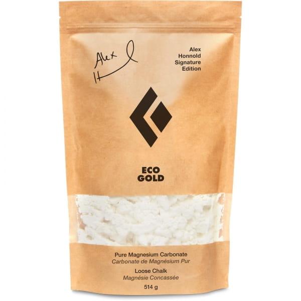 Black Diamond ECO Gold Chalk 514 g - Alex Honnold Edition - Bild 1