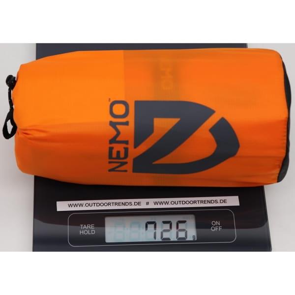NEMO Tensor Alpine Insulated Rectangular - Schlafmatte mountaineering orange - Bild 3