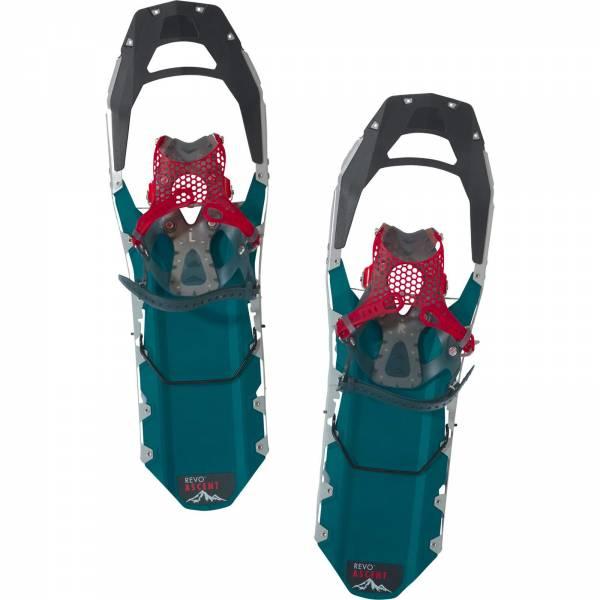 MSR Revo Ascent 25 Women - Schneeschuhe dark cyan - Bild 2