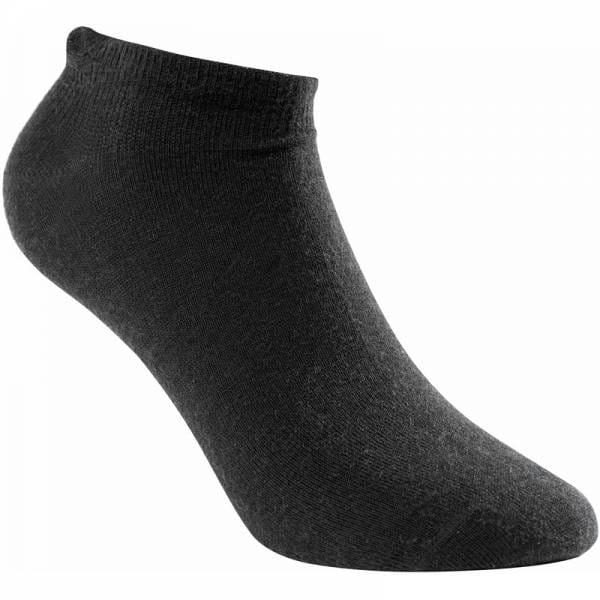 Woolpower Shoe Liner 150 - Footies schwarz - Bild 1