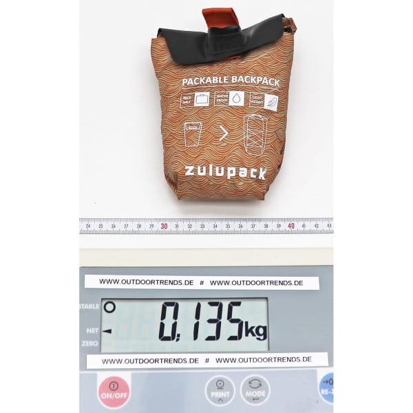 zulupack Packable 17 - Rucksack - Bild 7