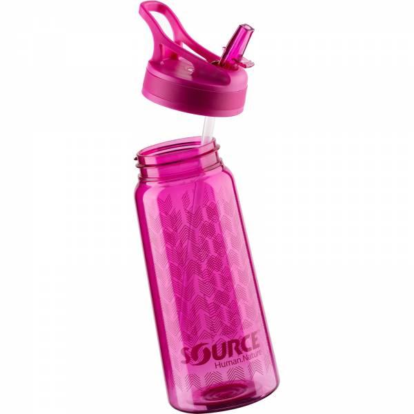 Source Tritan Bottle 500 ml - Trinkflasche pink - Bild 1