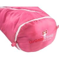 Vorschau: Grüezi Bag Biopod Wolle Kids World Traveller - Wollschlafsack claret red - Bild 21