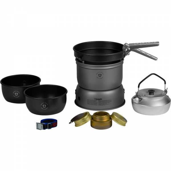 Trangia Sturmkocher Set klein - 27-6 HA - Spiritus - mit Wasserkessel - Bild 1