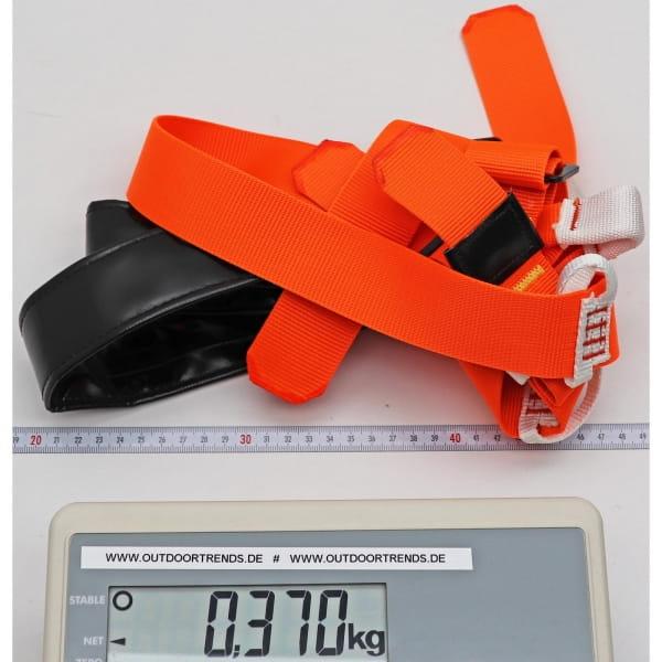 Petzl Supervanti - Speläologiegurt orange-schwarz - Bild 6