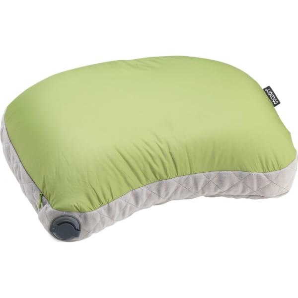 COCOON Air-Core Hood/Camp Pillow - Schlafsack-Kopfkissen wasabi-grey - Bild 3