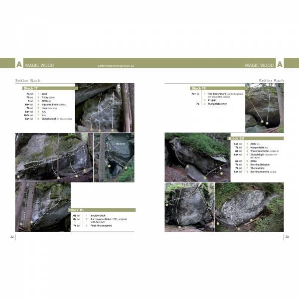 Panico Verlag Alpen en bloc - Band 1 - Boulderführer - Bild 6