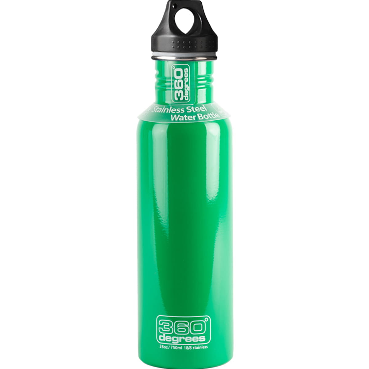 360° degrees Stainless Drink Bottle - 750 ml - Trinkflasche spring green - Bild 7