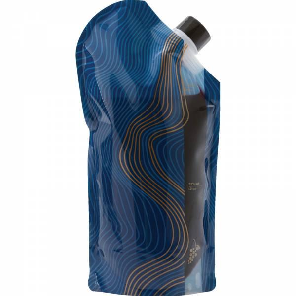 Platypus PlatyPreserve 800 ml - Transportable Weinflasche royal blue - Bild 1