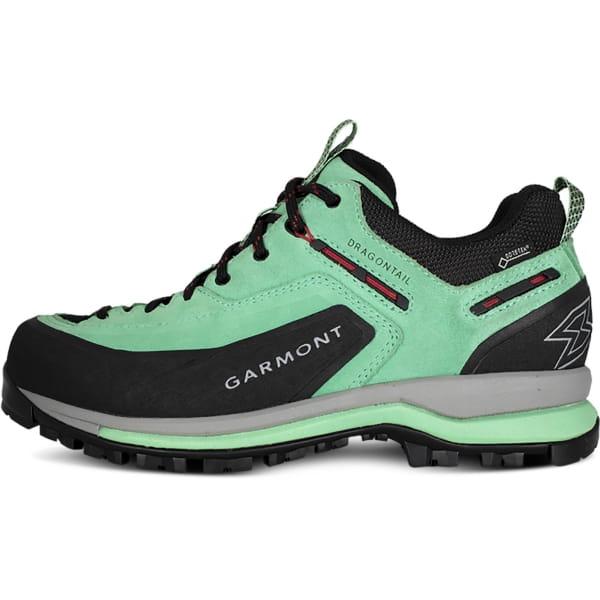 Garmont Women's Dragontail Tech GTX - Approach Schuhe green-red - Bild 2