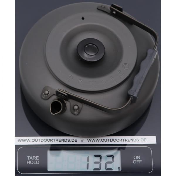 OPTIMUS Terra Kettle - Wasserkessel mit Klappgriff - Bild 3