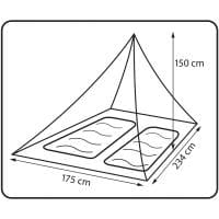 Vorschau: 360 degrees Insect Net Double - Moskito-Netz - Bild 2