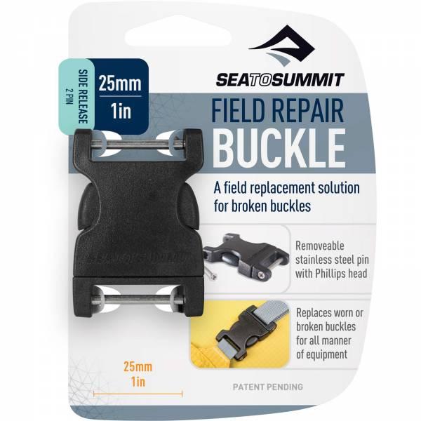 Sea to Summit Field Repair Buckle Side Release 2 Pin 25 mm - Gurtschnalle - Bild 1