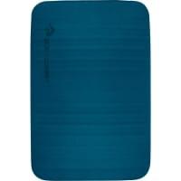 Vorschau: Sea to Summit Comfort Deluxe S.I. Double - Isomatte byron blue - Bild 2