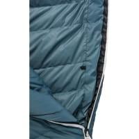 Vorschau: Grüezi Bag Biopod Down Hybrid Ice Cold - Daunen- & Wollschlafsack platin grey - Bild 16