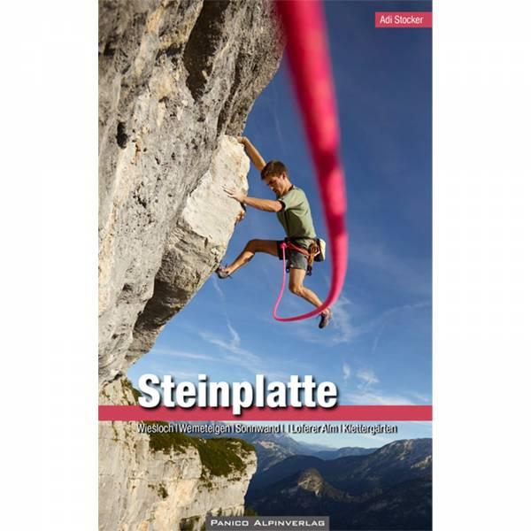 Panico Verlag Steinplatte - Kletterführer - Bild 1