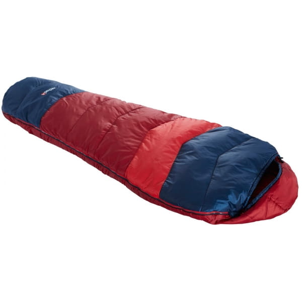 Wechsel Tents Stardust 10° M - Schlafsack red dahlia - Bild 9