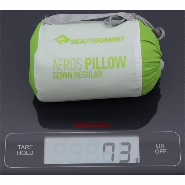 Sea to Summit Aeros Pillow Down Regular - Kopfkissen - Bild 9