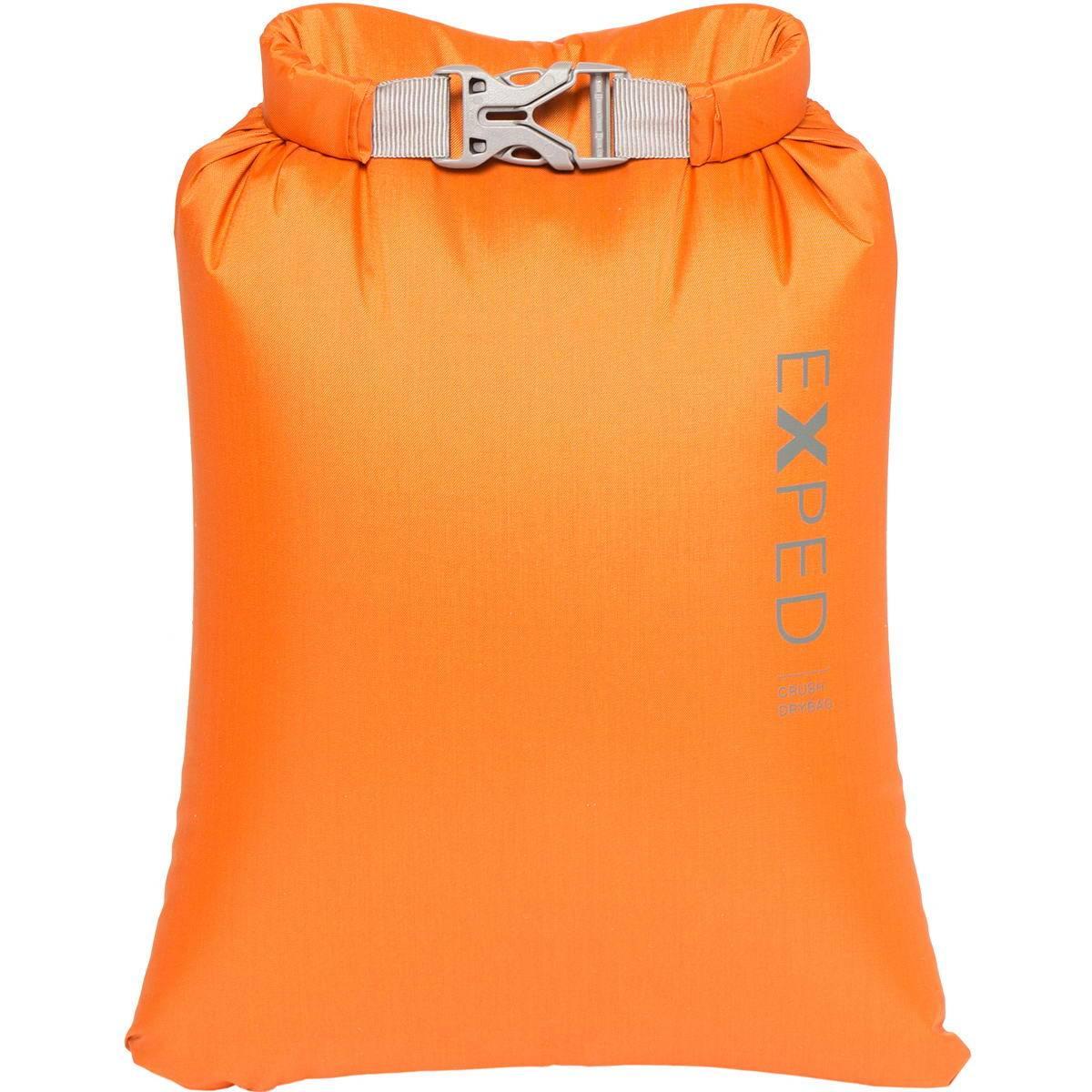 EXPED Crush Drybag XS 2-dimensional - gepolsterter Packsack