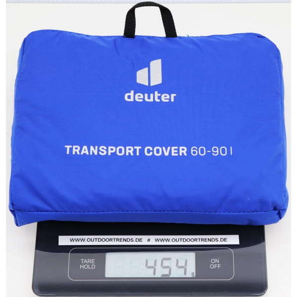 deuter Transport Cover - Rucksack Schutzhülle - Bild 4