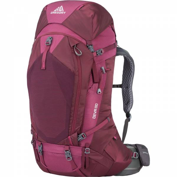 Gregory Women's Deva 60 - Trekkingrucksack plum red - Bild 4
