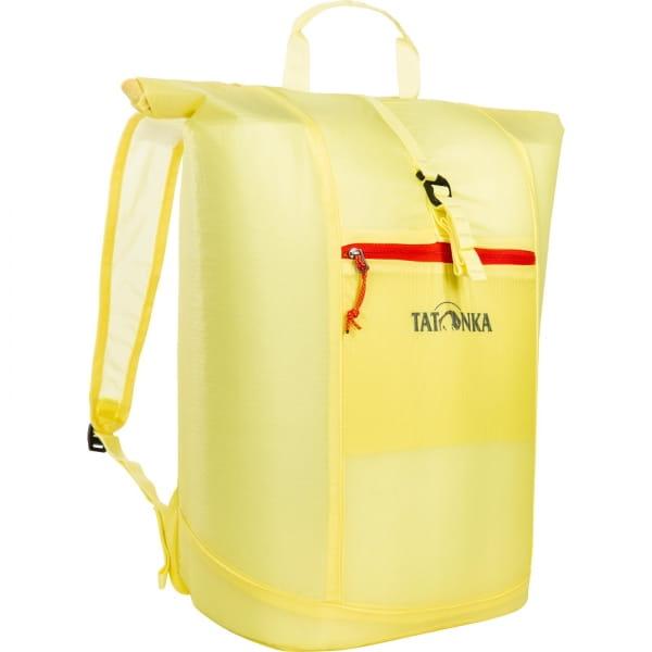 Tatonka SQZY Rolltop - Rucksack light yellow - Bild 13