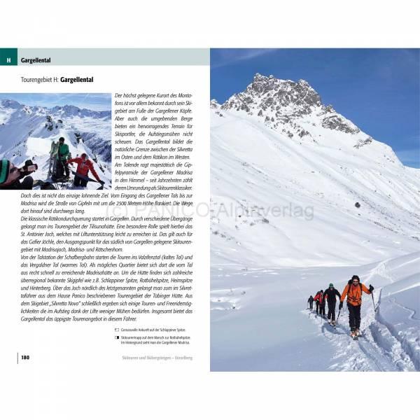 Panico Verlag Vorarlberg - Skitourenführer - Bild 4