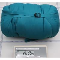 Vorschau: Mountain Hardwear Lamina 15F/-9°C Women´s - Kunstfaserschlafsack vivid teal - Bild 3