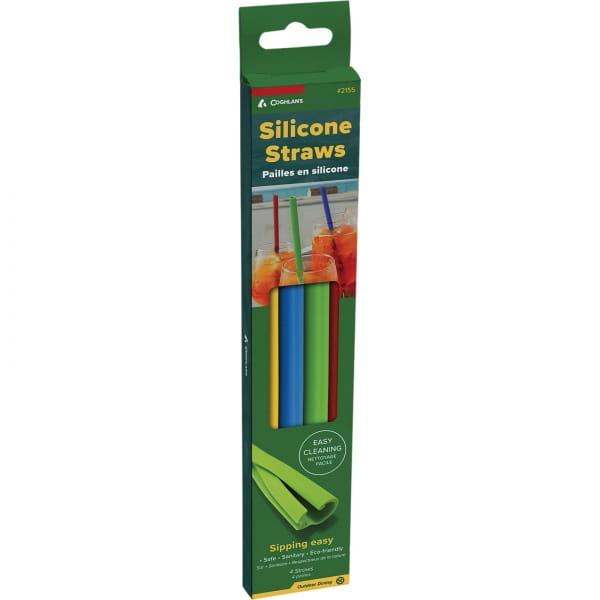 Coghlans Silicone Straws - Trinkhalme - Bild 4