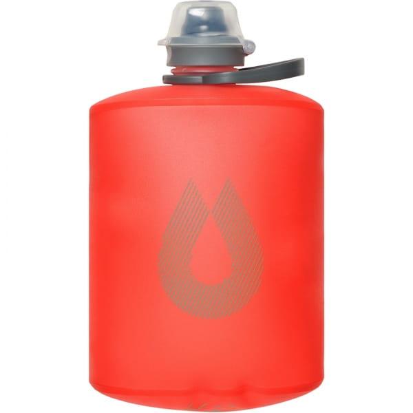 HydraPak Stow 500 ml - Trinkflasche redwood red - Bild 2