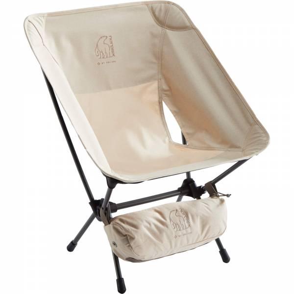 Nordisk X Helinox Chair - Faltstuhl natural - Bild 2