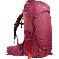 Vorschau: Tatonka Noras 55+10 Women - Trekkingrucksack bordeaux red - Bild 1