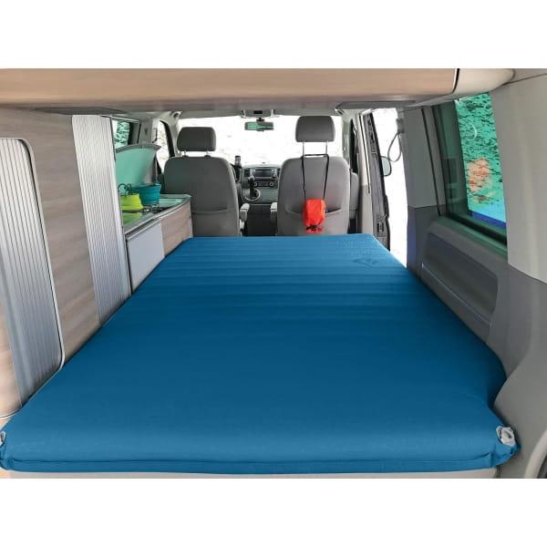 Sea to Summit Comfort Deluxe S.I. Camper Van - Isomatte byron blue - Bild 2