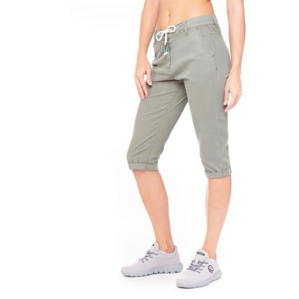 Chillaz Women's Summer Splash 3/4 Pants - Kletterhose olive - Bild 3