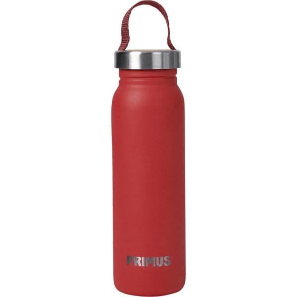 Primus Klunken Bottle 0.7L - Edelstahl-Trinkflasche red - Bild 5