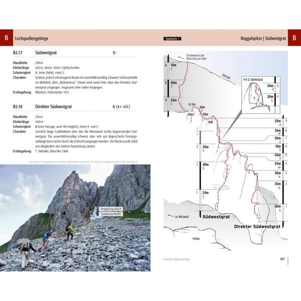 Panico Verlag Vorarlberg - Alpin-Kletterführer - Bild 7