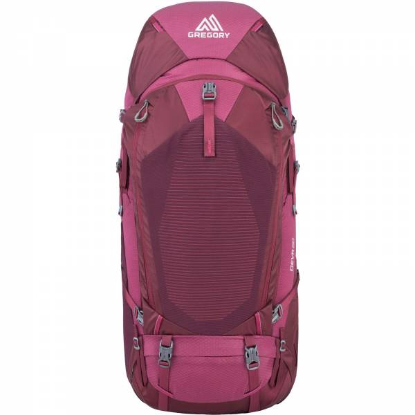 Gregory Women's Deva 60 - Trekkingrucksack plum red - Bild 7