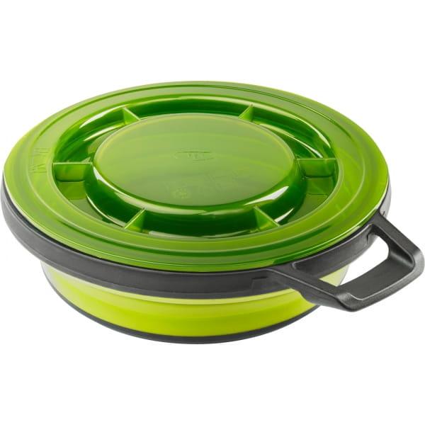 GSI Escape Bowl + Lid - Falt-Schüssel mit Decke green - Bild 11