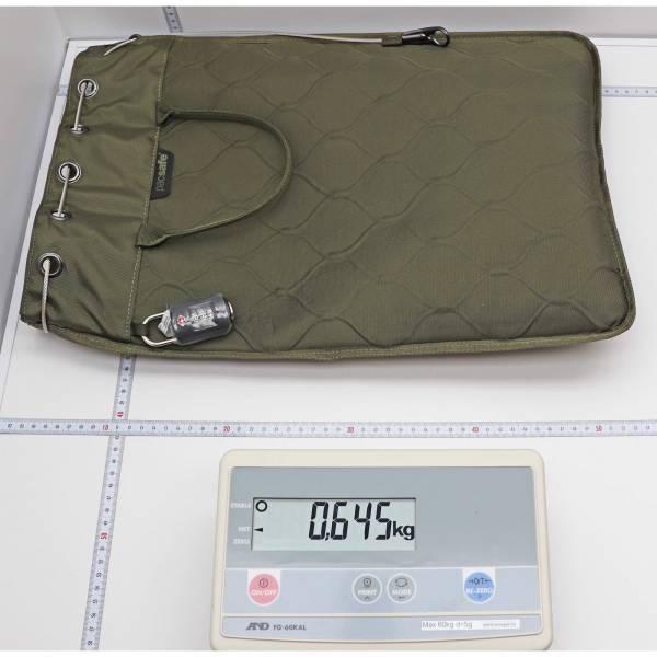 pacsafe TravelSafe 12L GII - tragbarer Safe - Bild 5