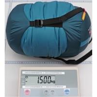 Vorschau: Wechsel Tents Dreamcatcher 0° M - Schlafsack legion blue - Bild 2