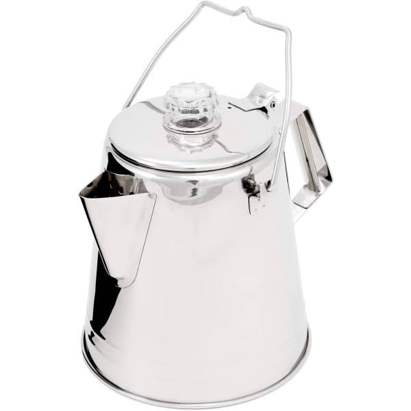 GSI Glacier Stainless 8 Cup Percolator - Kaffeekocher - Bild 1
