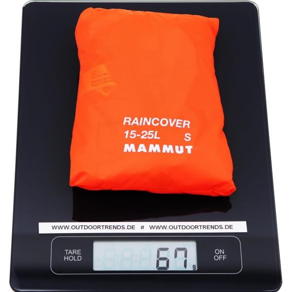 Mammut Raincover - Regenhülle vibrant orange - Bild 3