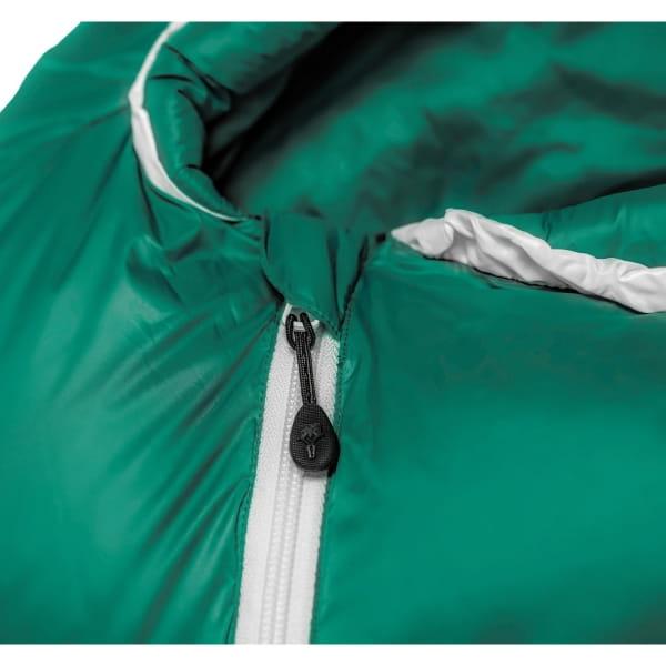 Grüezi Bag Biopod DownWool Subzero - Daunen- & Wollschlafsack pine green - Bild 24