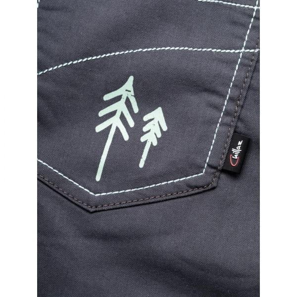 Chillaz Women's Fuji 3/4 Pants - Kletterhose black - Bild 13